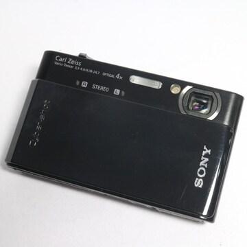 ●安心保証●美品●Cyber-shot DSC-T900 ブラック●