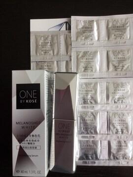 コーセーONE BY KOSEメラノショットホワイト本体+10日分美白