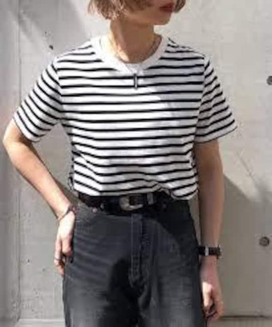 ページボーイ/PAGEBOY/トルココットンクルーネックTシャツ  < ブランドの