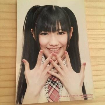 AKB48 渡辺麻友 ここにいたこと 生写真