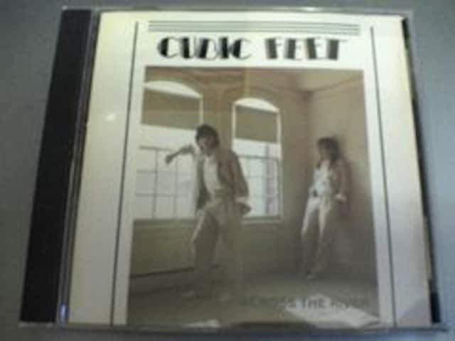 CUBIC FEET CD ACROSS THE RIVER AOR  < CD/DVD/ビデオの