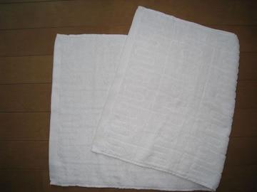 新品★フェイスタオル♪2枚