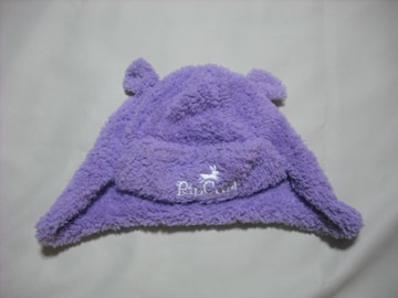 wb20 女 RIP CURL リップカール 耳当て 耳付き フリース帽