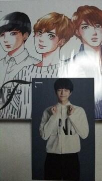 INFINITE F デビュー曲「恋のサイン」通常盤カード→L