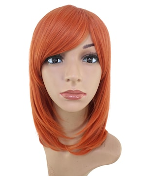 Wigs2you C-001 C-SALMON☆コスプレウィッグ