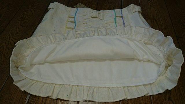 ☆新品タグ付き☆ラパフェ☆リボンフリルミニスカート☆姫系 < ブランドの