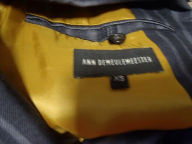 11aw アンドゥムルメステール ジャケット diorhomme ディオールオム < ブランドの