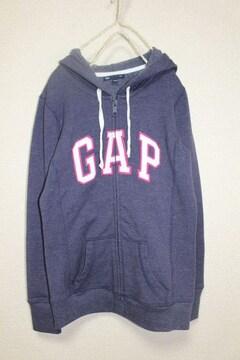 ギャップ*GAP★ロゴ入りパーカー(XXS)