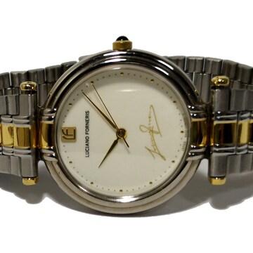 美品【CITIZEN】LUCIANO FORNERIS ユニセックス腕時計