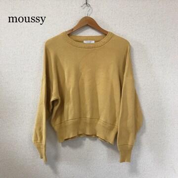 moussy ニット