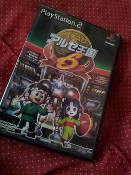 PS2☆パチスロ  アルゼ王国6☆ドンちゃん他!