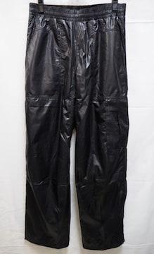 Reebok リーボック ウィンドパンツ ワークパンツ L 黒 Z09472