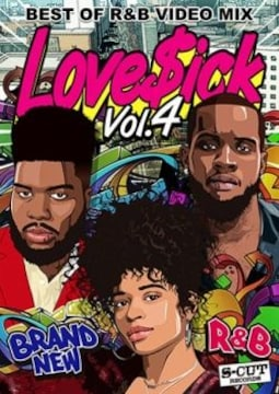 ★最新R&B★Love$ick Vol.4★