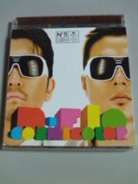 (CD)m-flo/エムフロー/エムフロウ☆COSMICOLOR即決価格