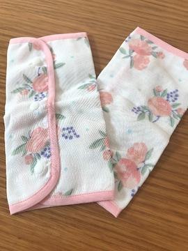 今季petitmain新品未使用抱っこ紐カバー綿100%花柄