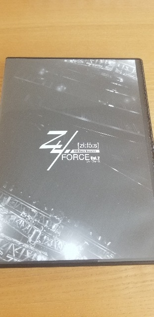 zy  FORCE Vol.2  DVD  < タレントグッズの