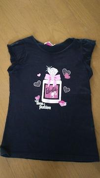 UNIQLO ユニクロ 150�p 女の子 Barbie バービー 半袖 Tシャツ