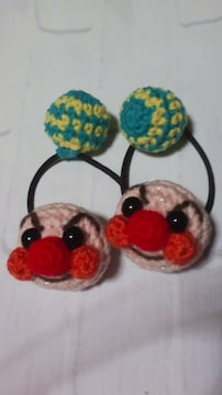 編みぐるみヘアーゴム