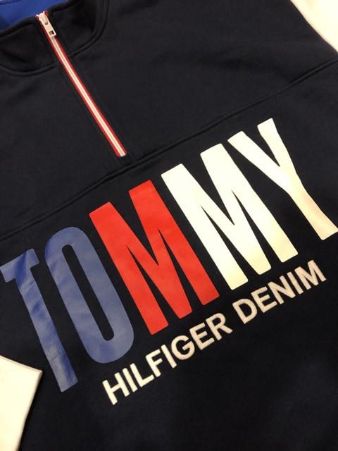 TOMMY HILFIGER   トミー  プルオーバー 大きいsize XXL < ブランドの