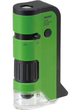 レイメイ藤井 顕微鏡 ハンディ顕微鏡DX グリーン RXT300M
