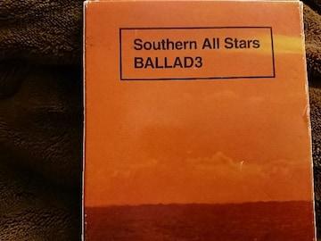サザンオールスターズ「BALLAD 3」DVD/ベスト/2枚組