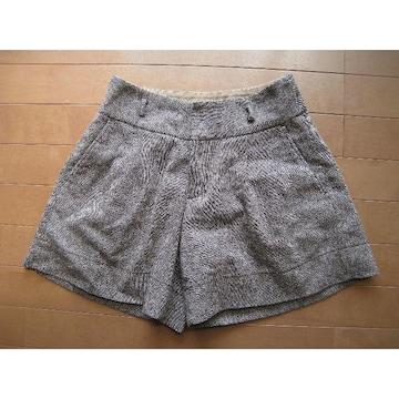 美品★pour la frime キュロットスカート♪Sサイズ