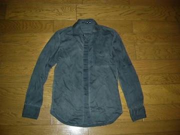 BACKBONETHECLASSICバックボーン薄手加工シャツS刺繍ロゴ12SS