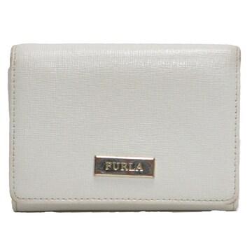 FURLAフルラ 三つ折り財布 コンパクト財布 良品 正規品