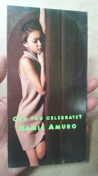 安室奈美恵  CAN YOU CELEBRATE?