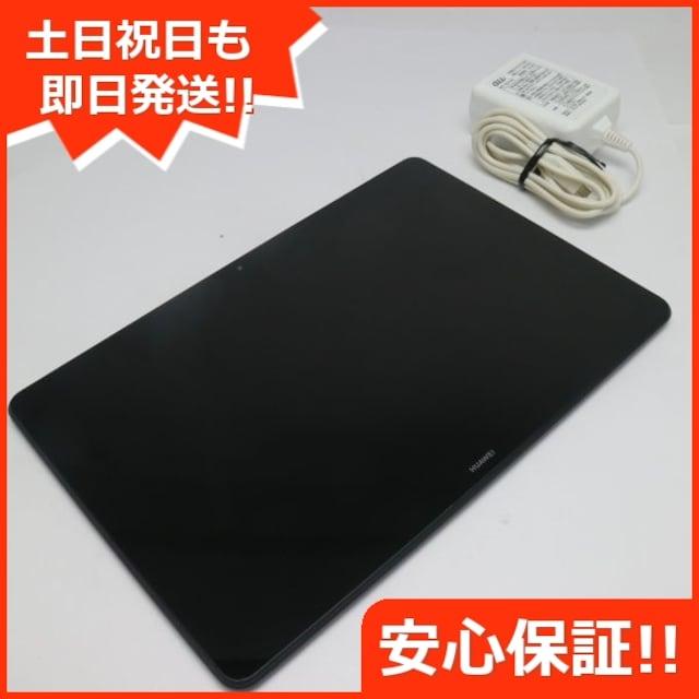 ●安心保証●美品●MediaPad T5 Wi-Fiモデル ブラック●  < PC本体/周辺機器の