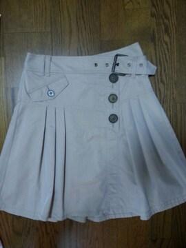 ☆BURBERRY BLUE LABEL☆トレンチスカート☆試着のみ☆