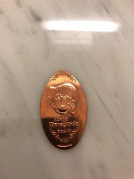 スーベニアメダル★ミニー★東京ディズニーランド★�C