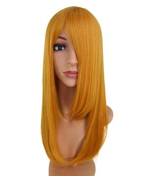Wigs2you C-054 C-Orange Brown☆コスプレウィッグ