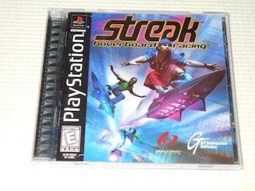 PS★STREAK hoverboard racing 海外版