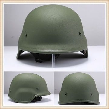 PASGT M88 スチール レプリカヘルメット コスプレ用