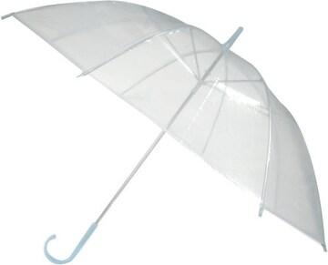 ビニール傘 透明50センチ 12本セット