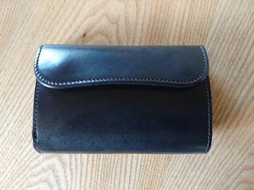 ワイルドスワンズ 2つ折り財布 ブラック