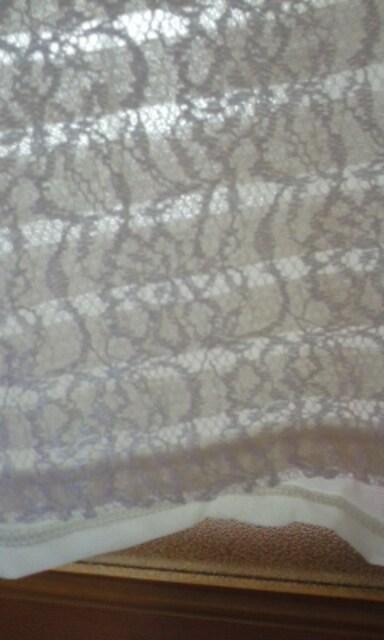 grove透け素材トップスLサイズ