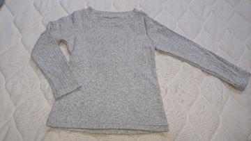 UNIQLO kids#ミドルネックリブTシャツ#ロンT#カットソー#着回し◎#110cm
