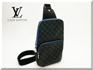 ☆LOUIS VUITTON☆ダミエグラフィット アヴェニュースリングバッグ
