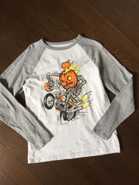 GAP☆ハロウィン柄Tシャツ・Halloween  < ブランドの