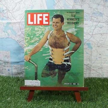 激レア【輸入雑誌】Life/ライフ -1965.1.15-