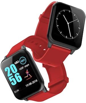 スマート 多機能腕時計 心拍計 血圧計 多機能腕時計