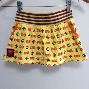 送料込み☆ キッズ BABY DOLL スカート 110