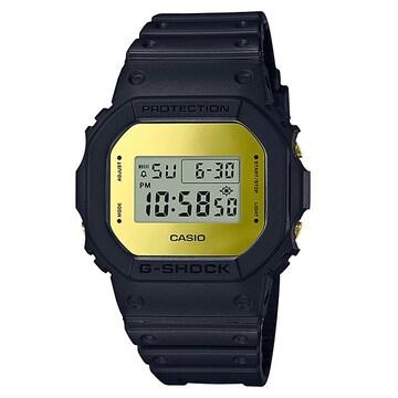 新品 送料込 G-SHOCK CASIO カシオ デジタルメンズ時計ゴールド