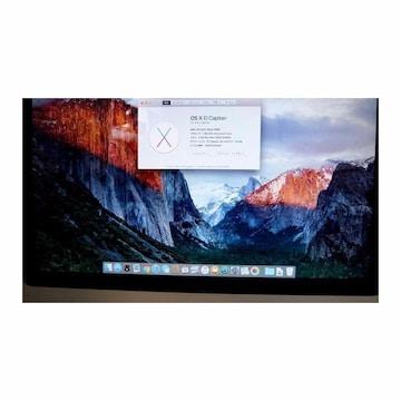 iMacA1224core2duo-2.0GHZOSELCAPITAN 20