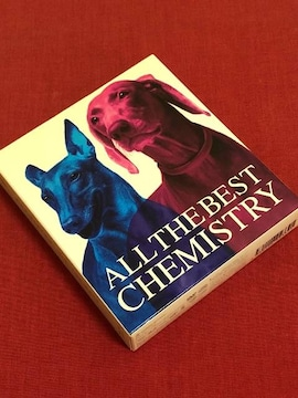 【送料無料】CHEMISTRY(BEST)初回盤2CD+1DVD