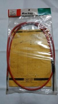 キタコ、3CP、2JAジョグチャンプRSステンレスリアブレーキケーブル新品未使用