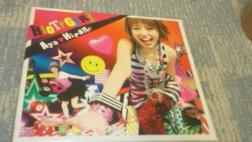激安!超レア!☆平野綾/RIOT GIRL☆初回盤/ステッカー付き美品