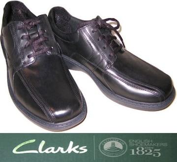 クラークス紳士靴プレゼント父の日ビジネスシューズ266114us9